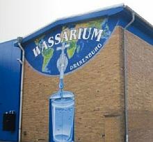 Bild Wand Wassarium©Kreisverband für Wasserwirtschaft Nienburg